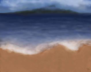 Coast by bennettua