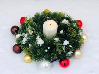 Merry Christmas, dear friends! by OrlandoSeaHorse