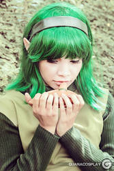Saria by motitapink