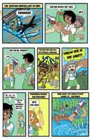 Cadettes: Stardust Parody pg.6 by Yamino