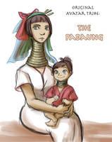Original Avatar Tribe: Padaung by Yamino