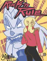 Rock n Rule by Yamino