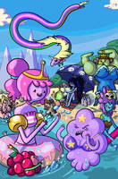 Adventure Time Cover by Yamino