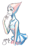 Painted Pearl by Yamino