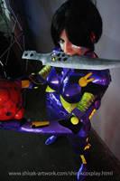 Battle Angel by Shirak-cosplay