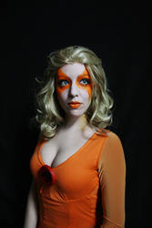 Cheetara's makeup test by Shirak-cosplay