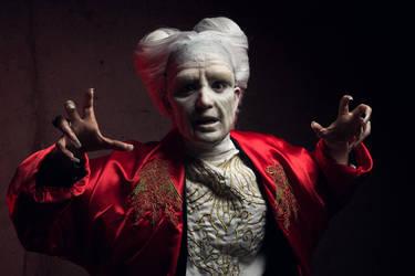 Dracula by Shirak-cosplay