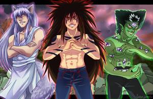 Demon Gang by A-C-L