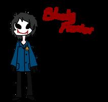 Bloody Painter by SociallyAwkwardTurt