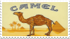 camel - stamp by kaistamps