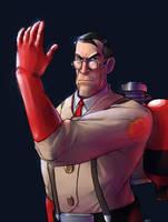 striking medic by yang