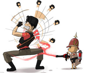 Medic! by yang