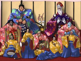 shichibukai hinamatsuri by yang