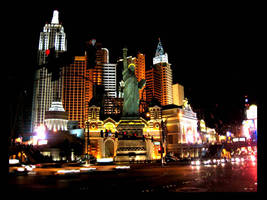 New York  New York by xmansonx