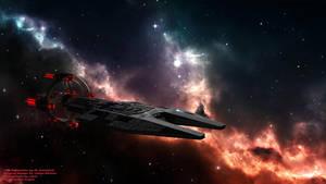 USS Highlander by MrRonsfield