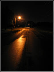 Down This Lonely Highway by bdusen