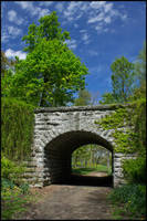 The Garden Path by bdusen