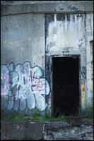 Doorway to Nowhere by bdusen