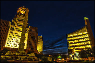 Niagara Square by bdusen