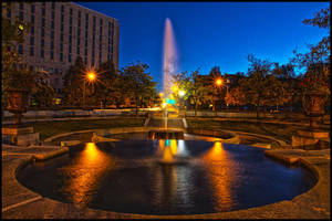The Fountains at Gates Circle by bdusen