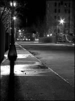 Silence by bdusen