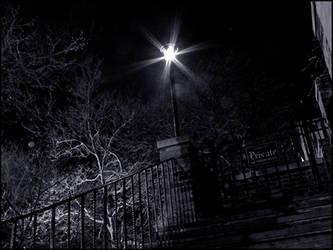 Sentry of Light by bdusen