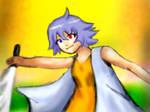 (Character) Sani - Presentation by RyuHoshi-DeadCrow