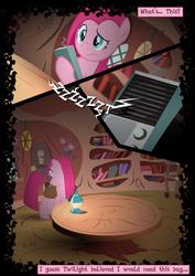 Silent Ponyville Pg28 by Mashuga31