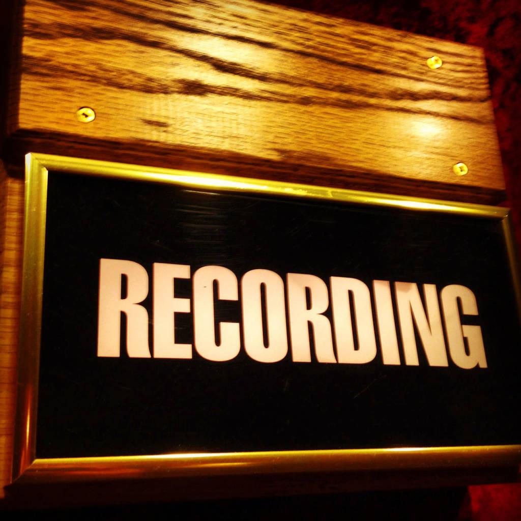 Recording Light by danduskin