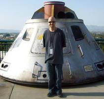 Daniel Duskin at Universal Studios by danduskin