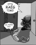 RAEG TIME ID by Nidaime-San