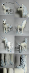 The Last Unicorn v.3 by Woosie
