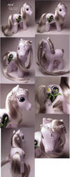 April birthflower pony by Woosie