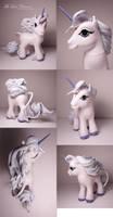 The Last Unicorn v.4 by Woosie