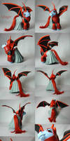 Venger the pony Dungeons and Dragons by Woosie