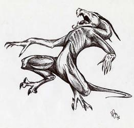 Dragon v.1 by Woosie