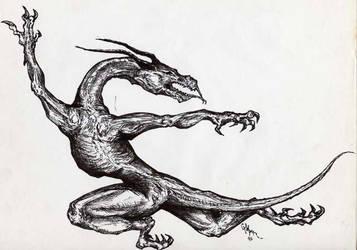 Dragon v.2 by Woosie