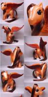Pegasus Pony for Savage Spirit by Woosie