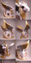 Divinity the pegasus by Woosie
