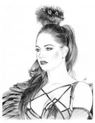 Angela Ryan 2 by josjmh