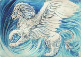 Reaching for the sky by Mahiqun