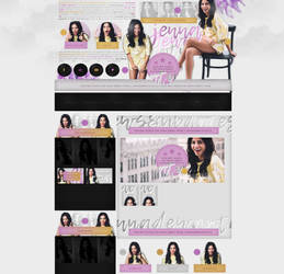 Design ft.Jenna Dewan by mosbiusdesigns