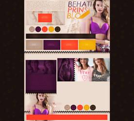 free design ft.  Behati Prinsloo by mosbiusdesigns