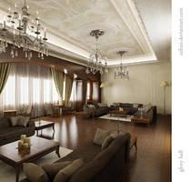 Glory Hall by ozhan
