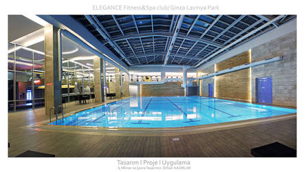 Elegance Fitness spa club Ginza Lavinya Park Pool by ozhan