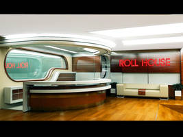 roll house bowling desk by ozhan