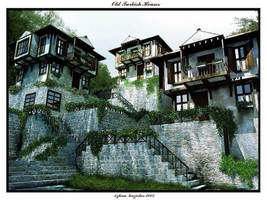 old TURKISH houses2 by ozhan