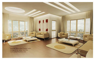 living room part2 by ozhan