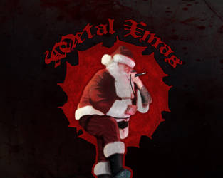 Metal Xmas 2005 by aeoncoma