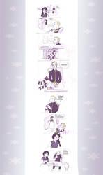 Passe-Miroir comicstrip by twinkletinystar